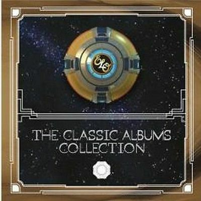 The Classic Albums Collection Limited Edition 11 CD Box Electric Light Orchestra