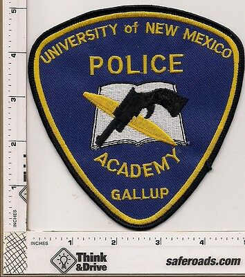 Gallup Police Academy University of New Mexico.