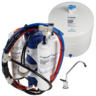 Home Master TMAFC Artesian Full Contact Reverse Osmosis Under Counter Water Filt