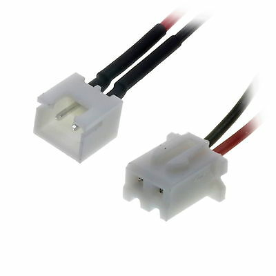 JST-XH 1S Lipo Male or Female Connector on Balance Lead / Wire 24AWG 15-30cm