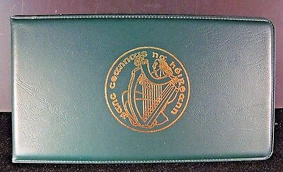 1988-1995 Ireland 7 Coin Unc in Wallet Lot of 17 Sets   ** FREE U.S. SHIPPING**