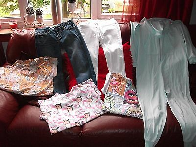 girls clothing bundle age 12-14 years[inc hollister and next jeans]