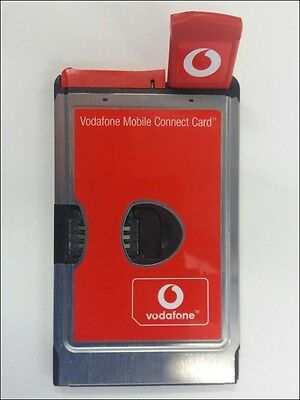 Option Vodafone GLOBETROTTER Mobile Connect Card PCMCIA