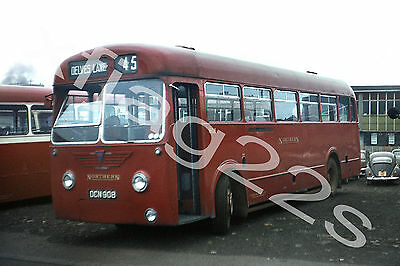 Bus Photograph NORTHERN GENERAL DCN 908 [1608]
