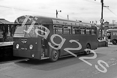 Bus Photograph NORTHERN GENERAL FCN 733 [1733]