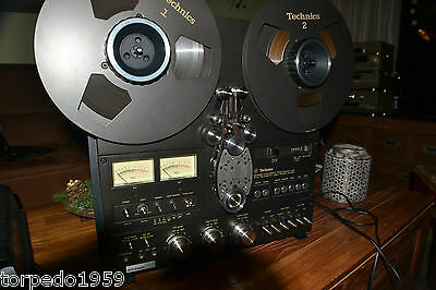 Technics Rs-1700 Bandmaschine Tonband