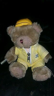 The Teddy Bear Collection BEAR Number 27 Bert the Builder . See photos