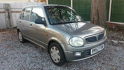2003 PERODUA KELISA GX GREY  Great reliable car, ONLY 2 Owners from new with MOT