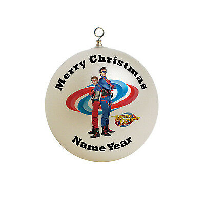 Personalized Henry Danger Christmas Ornament  #1