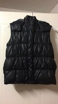 Girls Next Body warmer Sleeveless Jacket Size 9-10