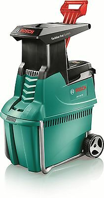Bosch AXT 25 TC Quiet Shredder Low noise level Automatic feed