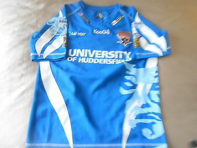 Huddersfield Giants  Rugby Shirt  Medium Boys