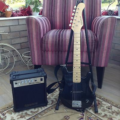 Elevation Junior Electric Guitar and Amplifier
