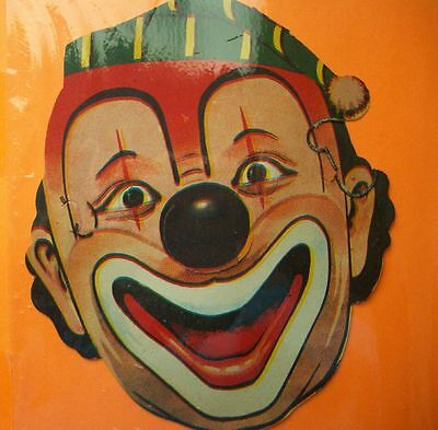 cereal  box cutout masks five different