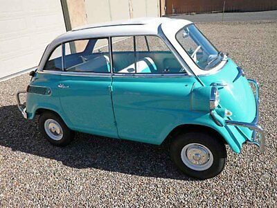 1957 BMW Other 600  1957 BMW 600 Limousine Bubble car, Micro Mini, Restored