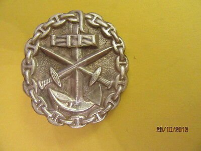 Germany -  IMPERIAL NAVY WOUND BADGE