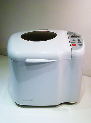 Russell Hobbs Bread Maker – Rapide Breadmaker with Instructions - Used