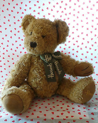Harrods ~ '100 Years Teddy Anniversary' Large Jointed Teddy Bear