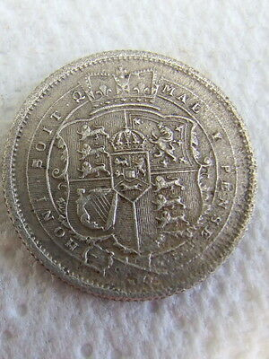 Nice Shilling of George111 Dated 1816 Detector Find