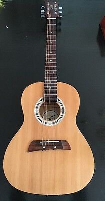 First Act 222 Acoustic Guitar AL362 Adam Levine