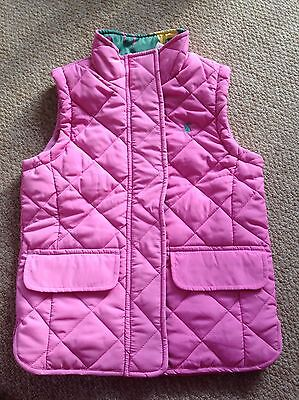 Girls Pink Joules Gillet