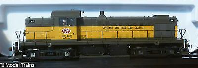 Atlas HO #10002131 Spokane Portland & Seattle (DCC) Factory Equipped w/Lok Sound