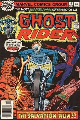 Ghost Rider (1973 series) #18 in Near Mint - condition. FREE bag/board