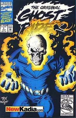 Original Ghost Rider #1 in Near Mint + condition. FREE bag/board
