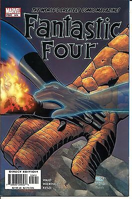 Fantastic Four #524 (May 2005, Marvel) Never Read Gradable