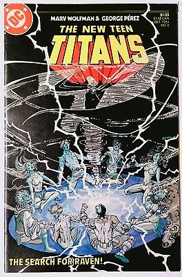 The New Teen Titans #2 (Oct 1984, DC) NM