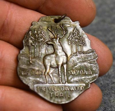 1961 BSA Boy Scout Medal The Yellowwood Trail Nashville Indiana