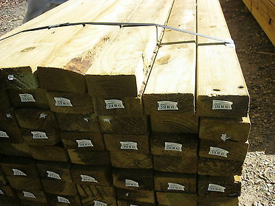 Structural Treated Pine 90mm x 45mm