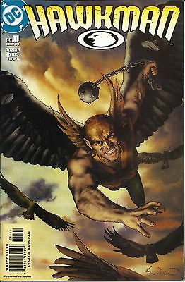 Hawkman #11 Dc March 2003 Very Nice And possible Gradable
