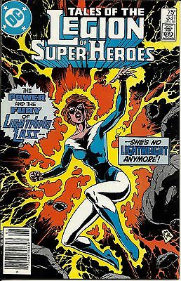 Tales of the Legion of Super-Heroes #331 (Jan 1986, DC) Gradable