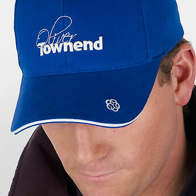 Townend Mayhem blue or fuschia pink baseball cap