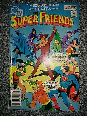 The Super Friends (DC Comics) #32 dated May 1980