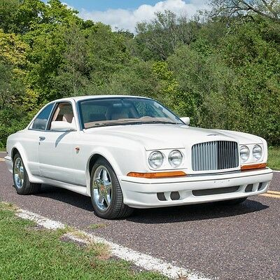 1997 Bentley Other Mulliner Park Ward 1997 Bentley Continental T Coupe by MPW 1 of 322 with only 9k miles