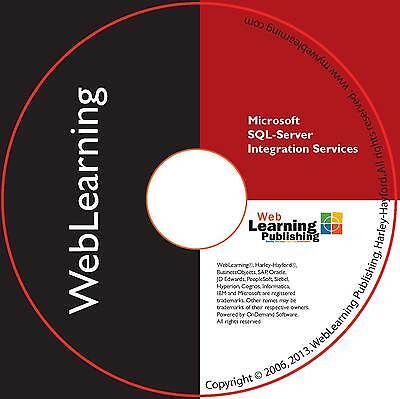 Microsoft SQL Server Integration Services Boot Camp Self-Study Training Guide