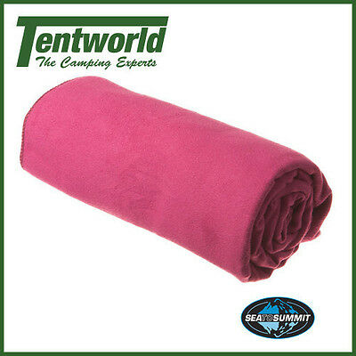 Sea to Summit Drylite Towel Large - Berry