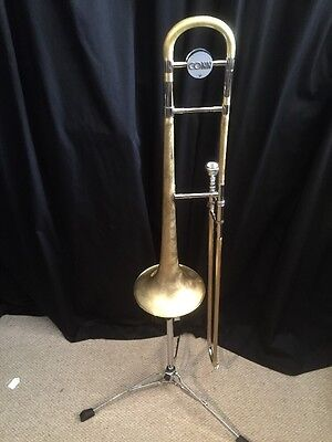Conn 5H Victor Bb Refurbished In Satin Lacquer
