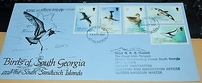 Falkland Island Dependencies First Day Cover