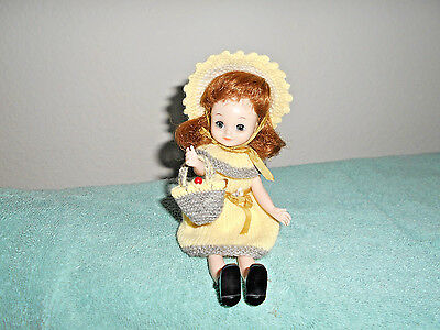 Betsy Mccall/ American Character 1950's/gc./ivory Complexion!htf In This Cond