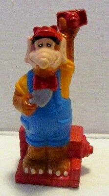 Collectible Wendy's Alf Figure