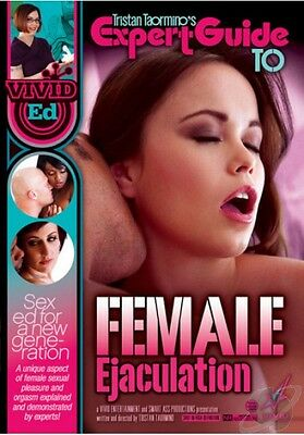 Tristan Taormino's Expert Guide To Female Ejaculation DVD New!!