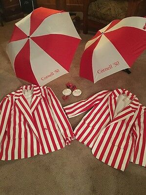 Class Of 1950 Cornell University Reunion Jackets Umbrellas And Pins