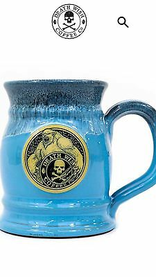 Death Wish Coffee Co. 2016 Winter TANKARD Limited Edition. #3034