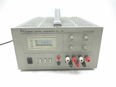 Topward Electric Inst. TPS-4000D Series Digital Dual Tracking DC Power Supply