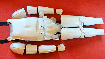 Star Wars Stormtrooper Armour / Costume Fx Abs, Fully Assembled + Free Gloves!