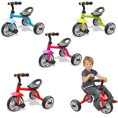 Toddler Tricycle Bike 3 Wheel Kids Ride On Tricycle Bike Children Ride XMAS GIFT