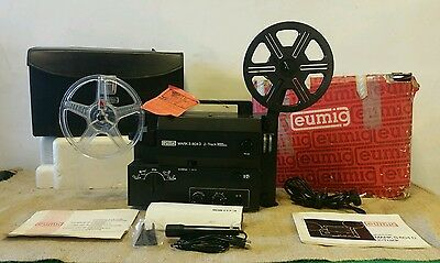 proiettore eumig mark s804 d Projector super 8 + normal